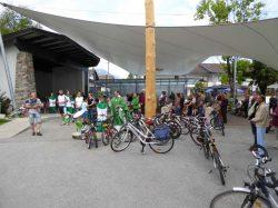 Familiengottesdienst mit Fahrradsegnung 2016