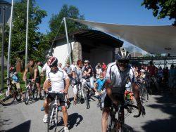 Fahrradsegnung am 7. Juni 2015