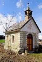 Einweihung der renovierten Götzner Bergkapelle 13. August 2015