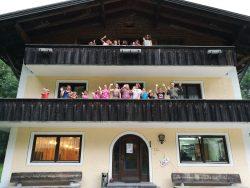 Jungscharlager 9. bis 14. Juli 2017 am Böckenhof in Leutasch