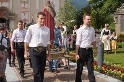 Kirchenpatrozinium 2015
