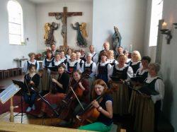 60 Jahre Pfarrkirche Grinzens