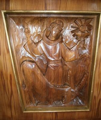 Altarrelief Grinzens