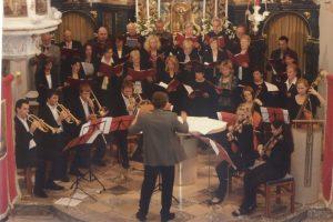 Kirchenchor Birgitz