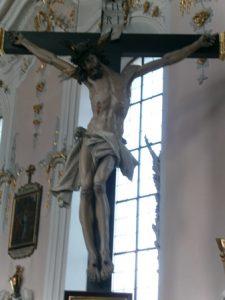 Kruzifix Götzens