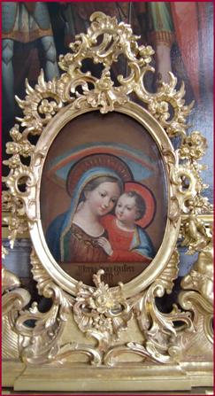 Maria vom Guten Rat Götzens